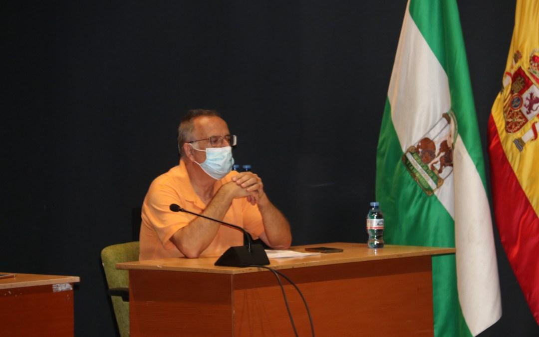 Vídeo: Intervención de Paco Morgan en la moción de UP sobre depuración y estación de bombeo de Las Góndolas