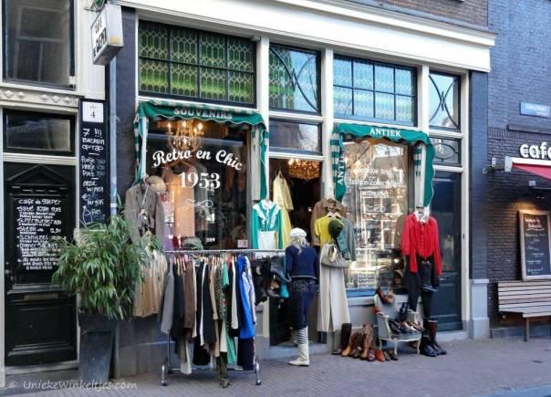 Retro en Chic, Staalstraat, Amsterdam