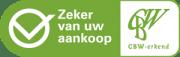 CBW_erkend_logo