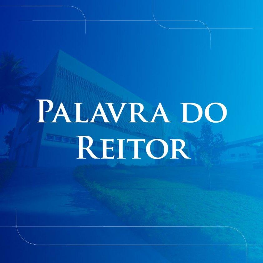 Palavra-do-Reitor