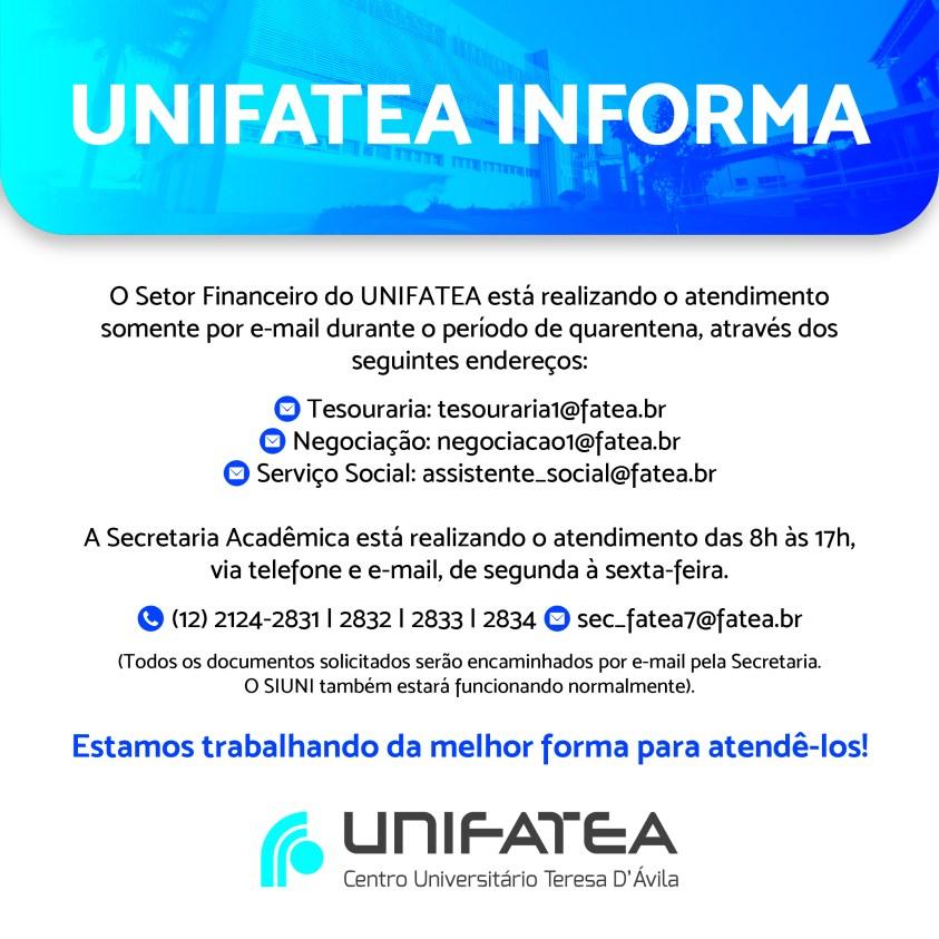 UNIFATEA INFORMA 2-02