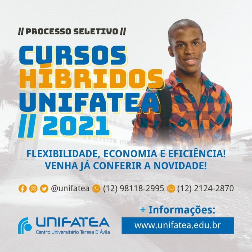 Cursos Híbridos UNIFATEA
