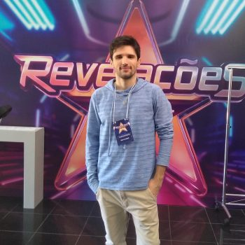 """Ex-Aluno do UNIFATEA é selecionado para novo programa musical de TV, """"Revelações"""