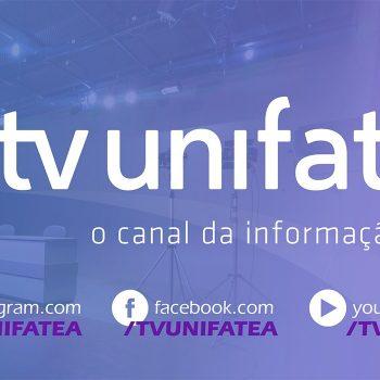 TV UNIFATEA agora está ao vivo e com nova programação