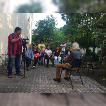 Cinefest Gato Preto promove oficina de cinema gratuita