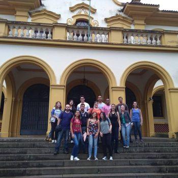 Alunos UNIFATEA realizam visita técnica à EMBRAPA