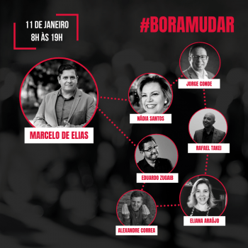 UNIFATEA recebe a palestra #boramudar