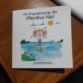 Coordenadora do Curso de Letras do UNIFATEA escreve livro em homenagem ao tio e convida a comunidade a conhecer a Academia de Letras de Lorena