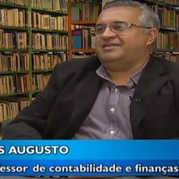 Prof. Me. Luís Augusto Carvalho em entrevista fala sobre dívidas de empréstimos