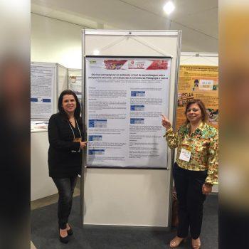 Professoras do UNIFATEA apresentam trabalhos no 24° CIAED
