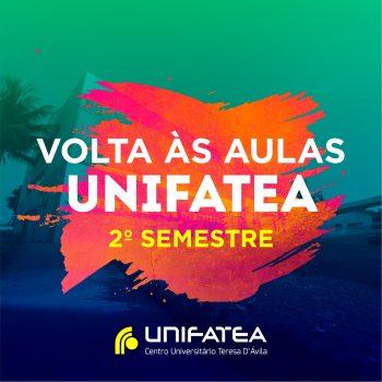UNIFATEA realiza o I Seminário on-line de Estudos Interdisciplinares para volta às aulas