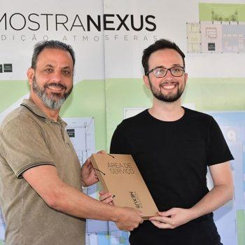 Aluno UNIFATEA ganha Prêmio Nexus de Arquitetura e Decoração
