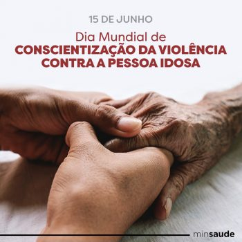 Atuar no combate à violência contra idosos é responsabilidade de todos