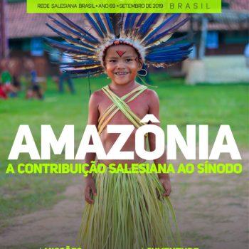 Boletim Salesiano apresenta a atuação salesiana no Brasil e no mundo e destaca a atuação dos Educadores sem fronteiras