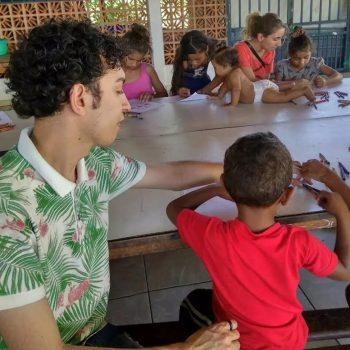 Edital ADELANTE/VIDES 2019 – projeto que insere o imigrante na sociedade brasileira abre vagas para voluntários