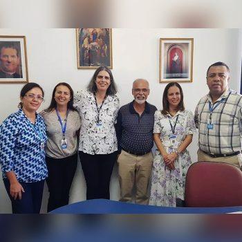 Visitas de aproximação fortalecem a união entre o Coren-SP e o Curso de Enfermagem do UNIFATEA