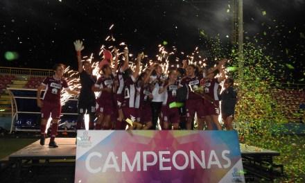 Saprissa FF Campeón 2018