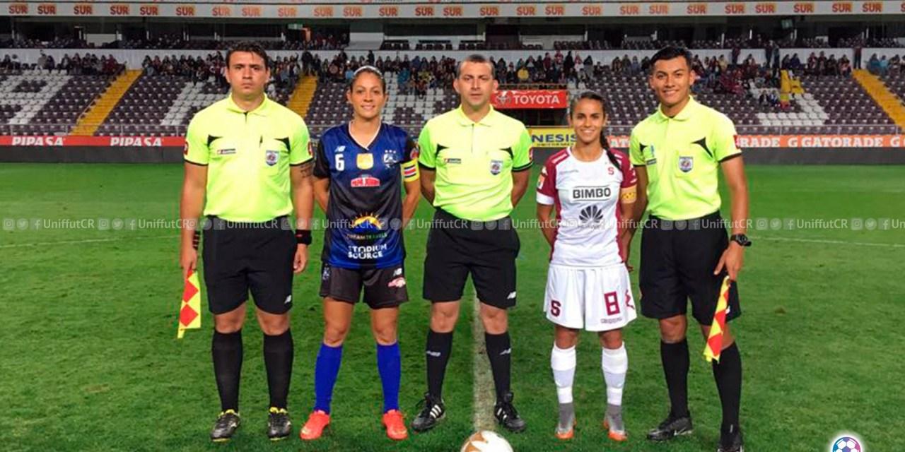 Clásico Femenino en la Final Nacional 2018