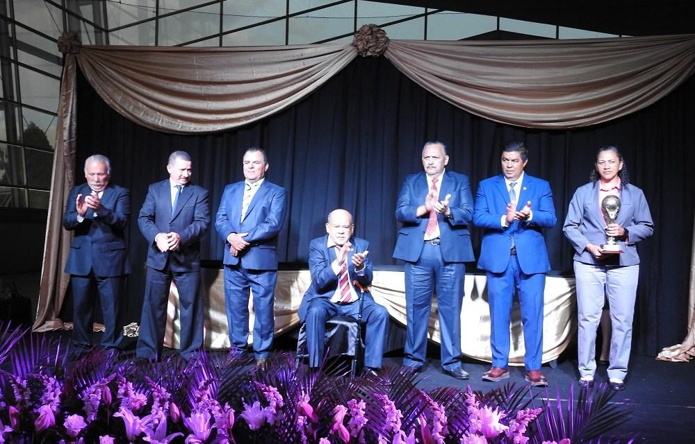 Gala de Premios UNIFFUT 2018