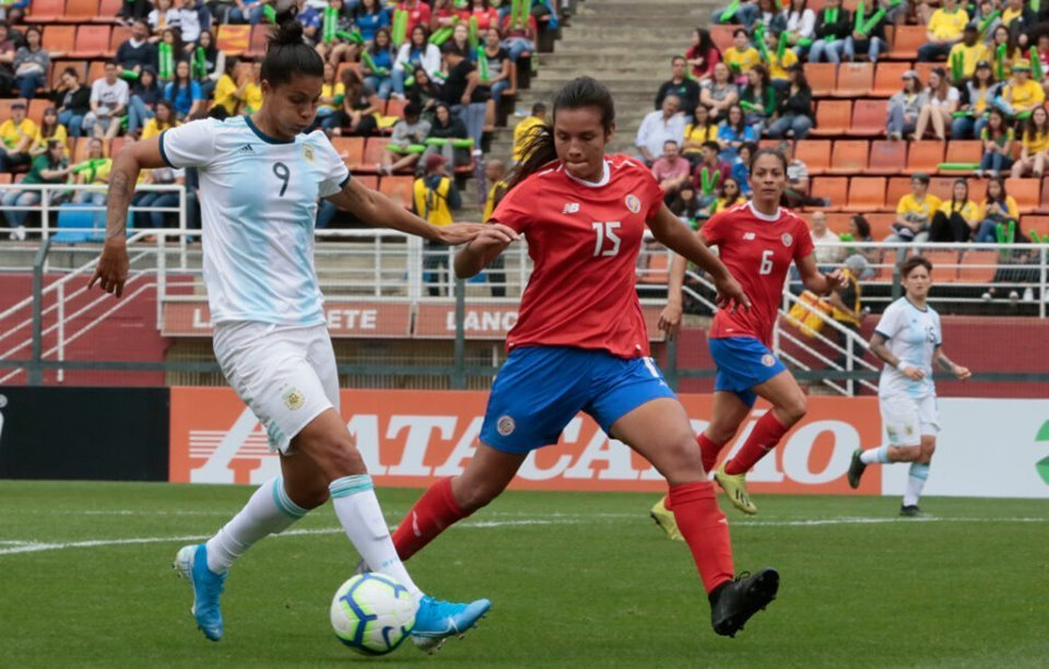 La Sele Femenina logra bronce en Brasil
