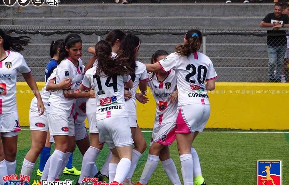 Coronado y Liberia dan el primer golpe en semifinales U17A