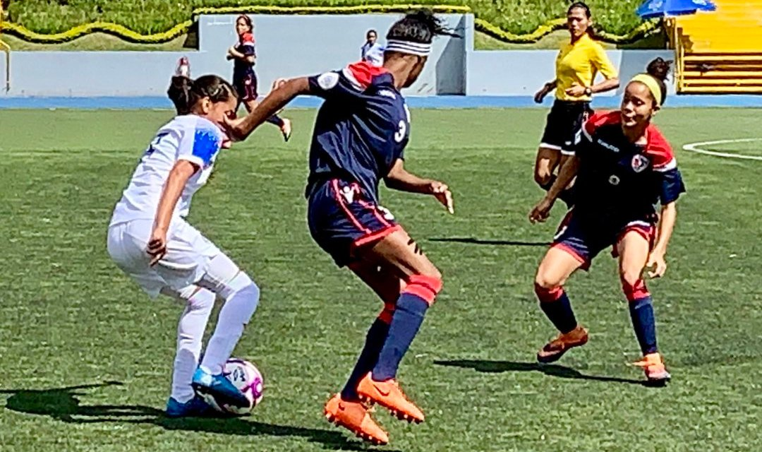 Sub-20 con paso perfecto en UNCAF