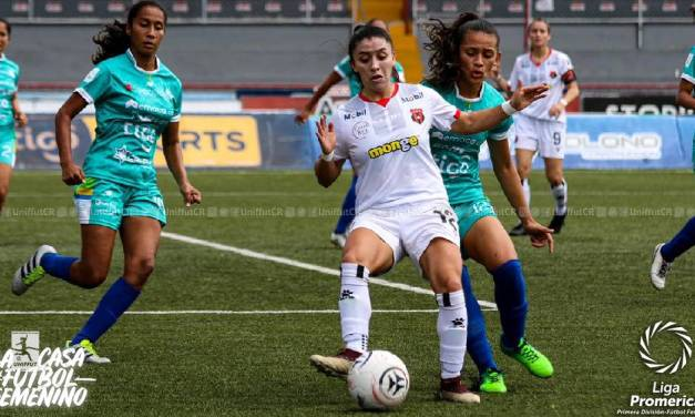 Jornada 9: ADFF Pococí consiguió su primera victoria del Torneo de Apertura 2021