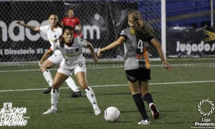 Dimas Escazú y Saprissa FF consiguieron llevarse la victoria en el primer juego de semifinales