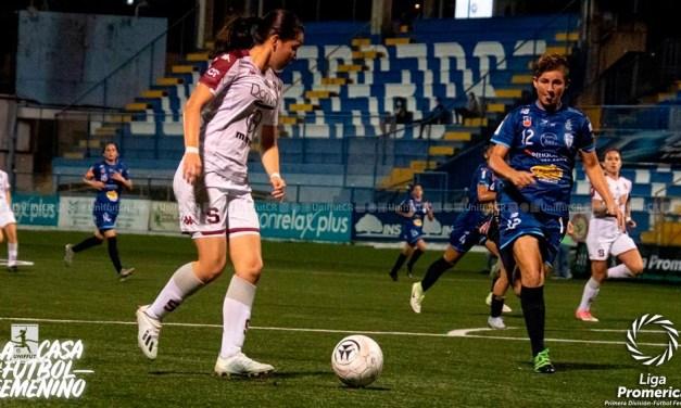 Jornada 13: Saprissa FF suma tres puntos valiosos tras derrotar a Suva Sports