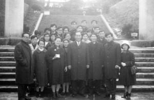 17. 仙台教会の食口たちと共に(65年2月10日)