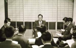 12. 福岡教会にて(65年2月5日)