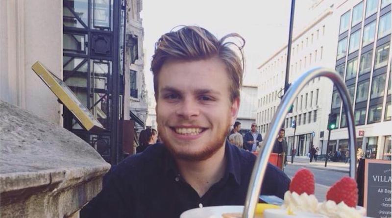 Sean Mcpollin, CCCU journalism student