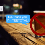 Teetotal student? You're not alone