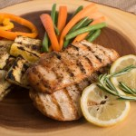 Students' Cookbook: Healthy Grilled Chicken