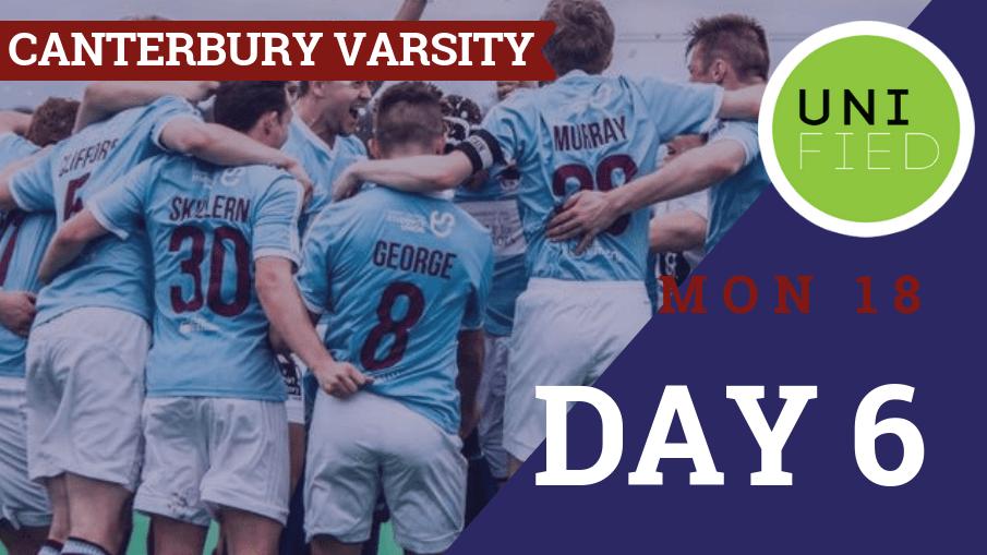 LIVE: Varsity 2019 Day 6 – Hockey