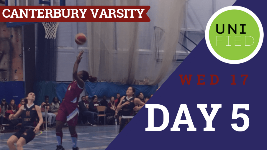 LIVE: Varsity 2019 Day 5 – Volleyball and Basketball