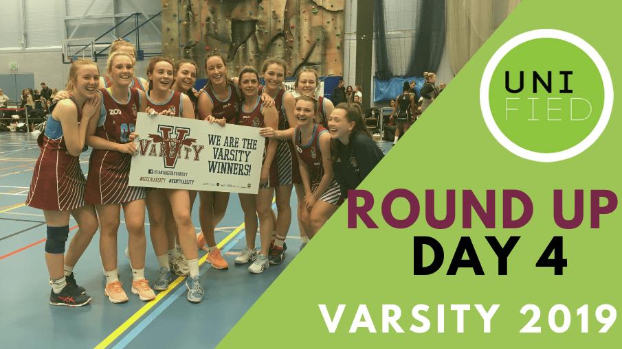 Canterbury Varsity Round Up: Day 4 – Netball, Jiu Jitsu, Athletics and Badminton