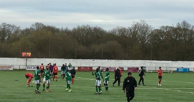 Match Report: Ashford United close in on play-off place