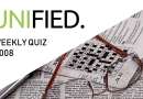 UNIfied Weekly Quiz / #008