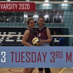 Varsity Day Three: Jiu Jitsu, Badminton, Volleyball and Trampolining