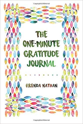 one min gratitude journal
