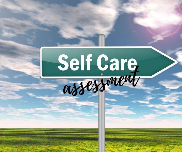 Self-Care sign
