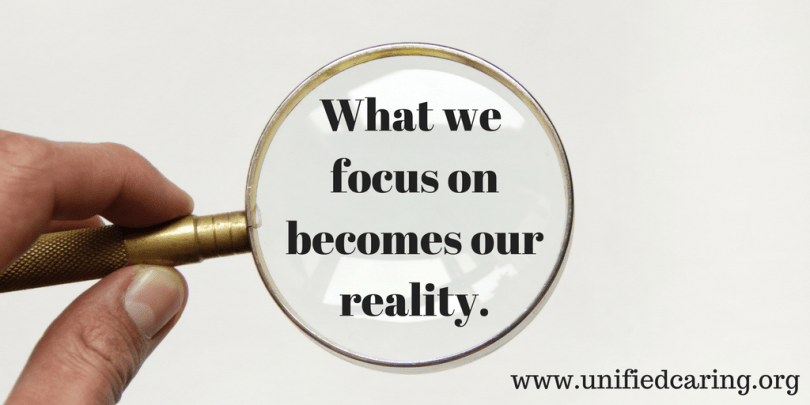 Focus on caring