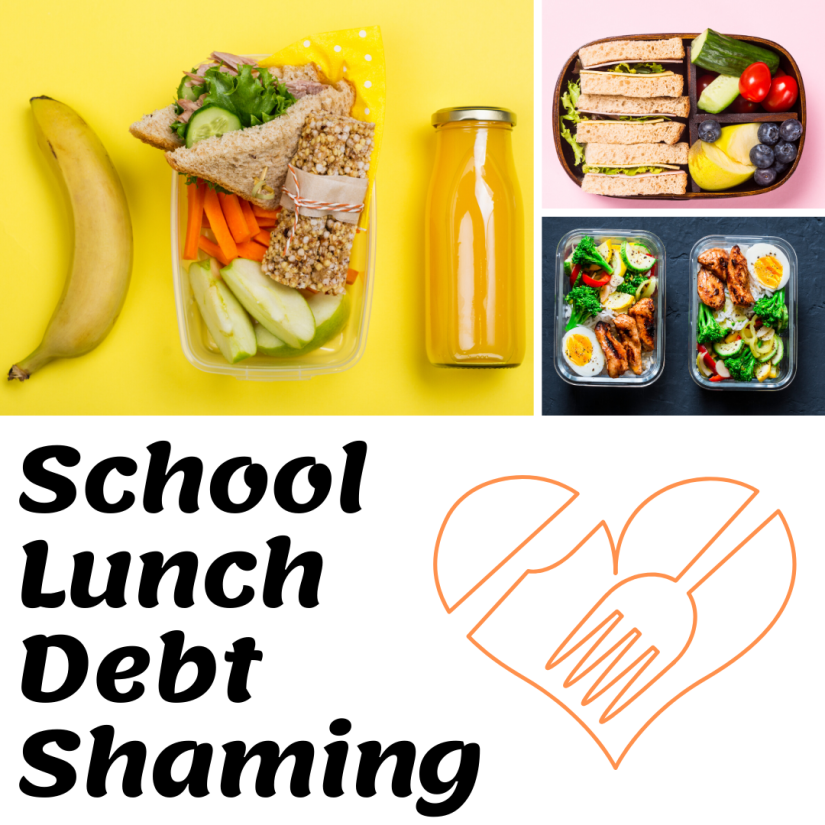 School Lunch Debt Shaming