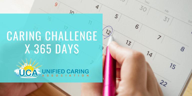Caring Challenge x 365 Days