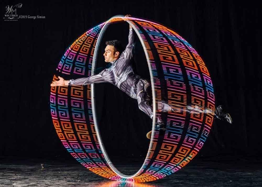 Cyr Wheel Balancing