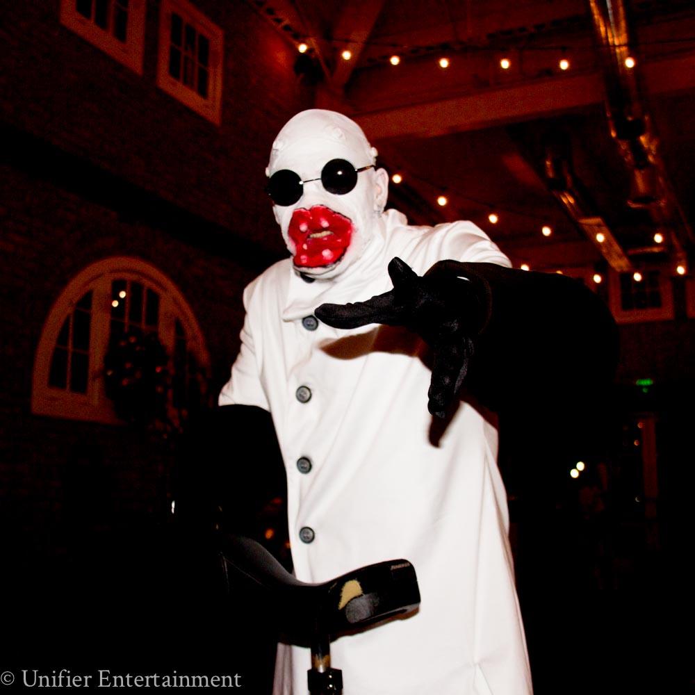 Dr Finkelstein Costume Performer