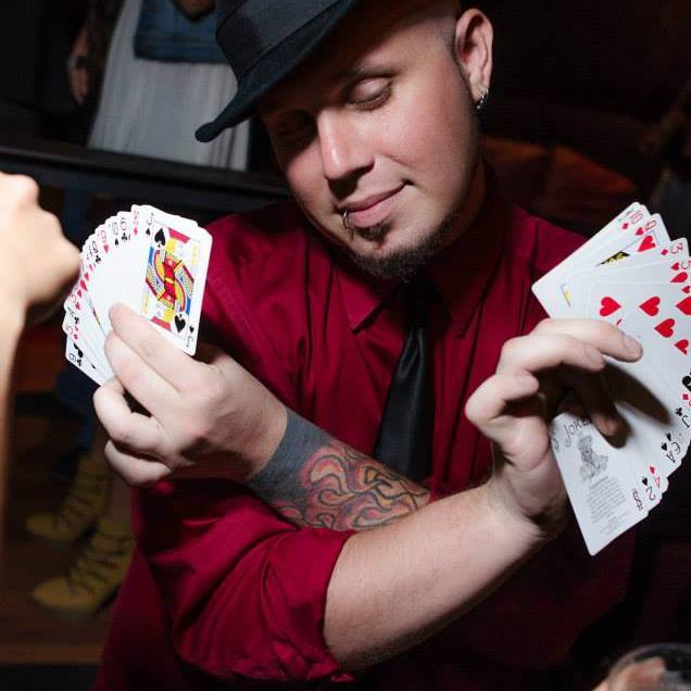 Event Planning Magician