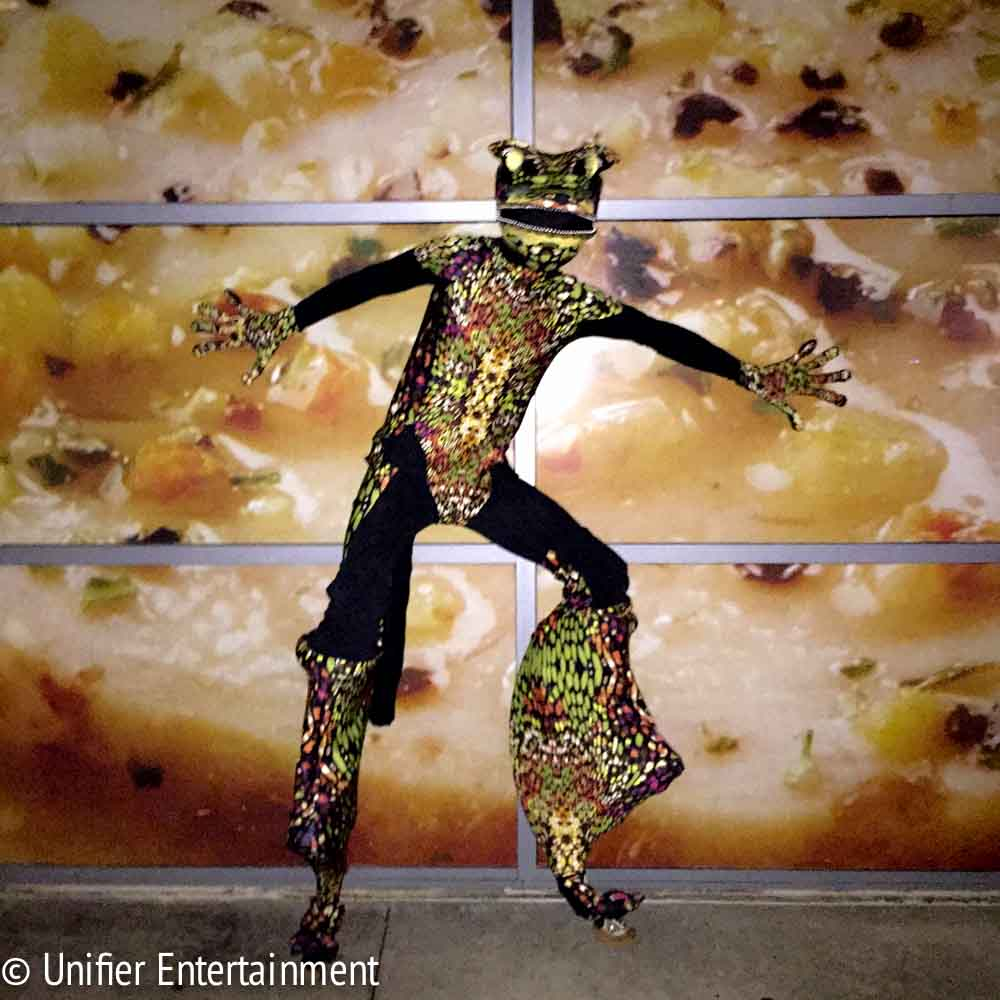 Gecko Stilt Walker