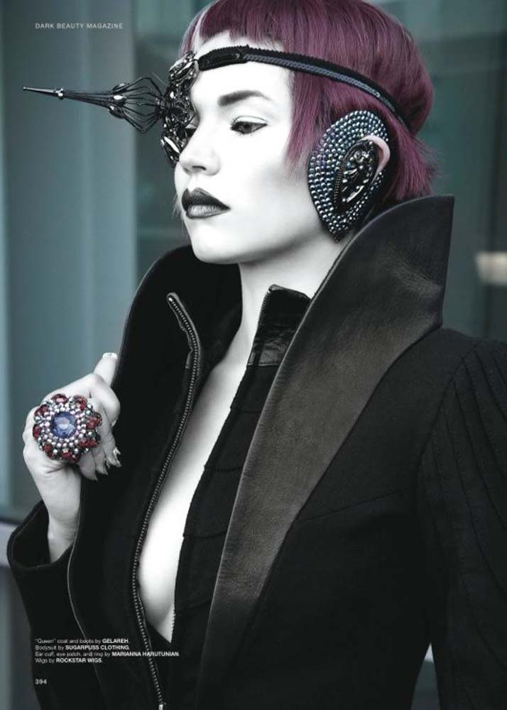 New-Age-Fashion-Model